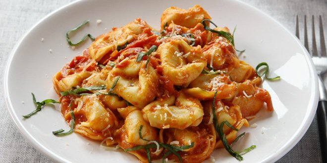 Recept tortellini