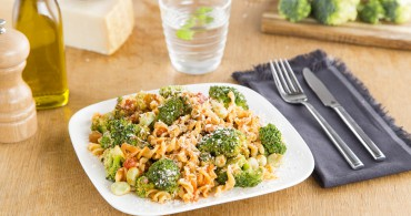 Recept Fusilli met broccoli Grand'Italia