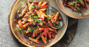 Recept Penne all'arrabbiata Grand'Italia